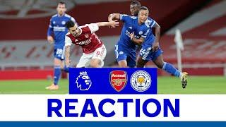 'Everyone Is Buzzing!' - Youri Tielemans | Arsenal 0 Leicester City 1