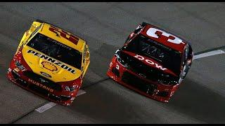 All Richmond's action in one extended highlight: NASCAR Cup Series