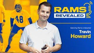 Rams Revealed Ep. 64: Travin Howard on his road back from a season-ending injury