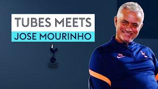 'Gareth is a special situation'  | Tubes Meets Jose Mourinho