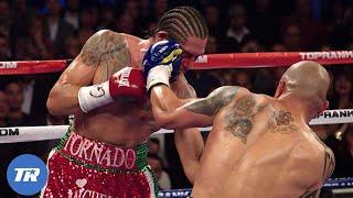 Miguel Cotto vs Antonio Margarito 2 | Xander Zayas Hispanic Heritage Month Free Fight