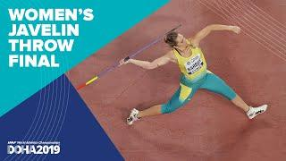 Women's Javelin Final | World Athletics Championships Doha 2019