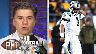 Cam Newton may have to wait for QB injury to sign | Pro Football Talk | NBC Sports