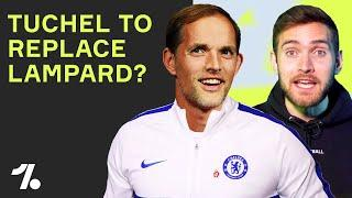 REACTING to Chelsea SACKING Lampard + TRANSFER rumours!