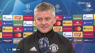 """""""Paul is working hard while he's here"""" Solskjaer addresses Pogba situation after UCL exit"""