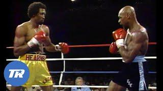 Marvin Hagler vs Tommy Hearns Round 1 | GREATEST ROUND OF BOXING | ON THIS DAY