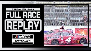 Consumers Energy 400 from Michigan | Sunday | NASCAR Cup Series Full Race Replay
