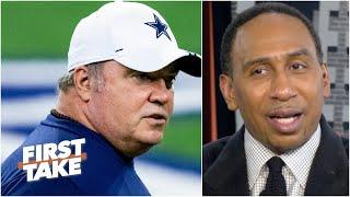 You can tell the Cowboys don't want to play for Mike McCarthy - Stephen A. | First Take