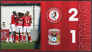 GOALS | Pato and Kalas on the scoresheet in City win! | Bristol City 2-1 Coventry City