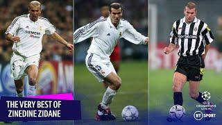 180 seconds of pure Zinedine Zidane elegance | He made it all look so easy
