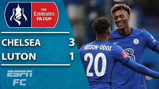 Tammy Abraham HAT TRICK but Timo Werner misses a penalty in Chelsea win | ESPN FC FA Cup Highlights