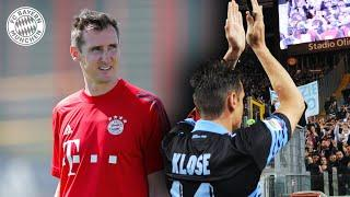 """""""I hoped this would happen"""" - Miroslav Klose about FC Bayern vs. Lazio Rome"""