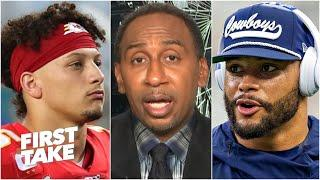 Stephen A.'s thoughts on how Patrick Mahomes' deal impacts Dak Prescott's negotiations   First Take