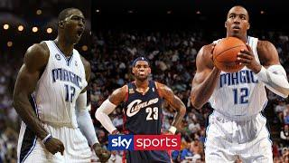 Dwight Howard's DOMINANT 40-point game against Lebron James! | Cavaliers 90- 103 Magic | NBA Retro