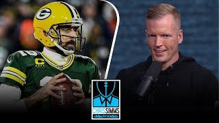 Chris Simms' Top 40 QB Countdown: Aaron Rodgers claims No. 3 | Chris Simms Unbuttoned | NBC Sports