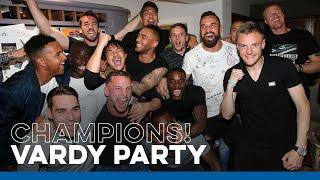 The Vardy Party: Leicester City Title Celebrations - 2 May, 2016
