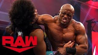 No Way Jose vs. Bobby Lashley: Raw, April 13, 2020