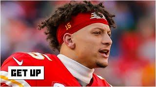 The biggest takeaways from Patrick Mahomes' contract with the Chiefs | Get Up