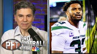 What's next for Jets after Jamal Adams blockbuster trade | Pro Football Talk | NBC Sports