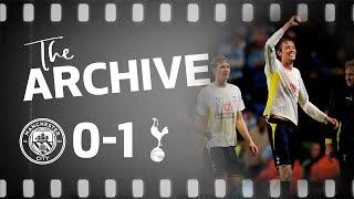 HIGHLIGHTS | MAN CITY 0-1 SPURS | Peter Crouch sends Spurs into the Champions League!
