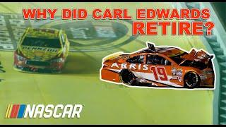 Could Carl Edwards still be driving in the NASCAR Cup Series?   What If?   Backseat Drivers