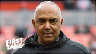 First Take reacts to Marvin Lewis' criticism of the NFL's minority hiring proposal