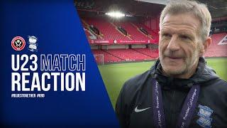 Spooner delighted to be crowned PDL champions | Sheffield United U23s 0-2 Blues U23s