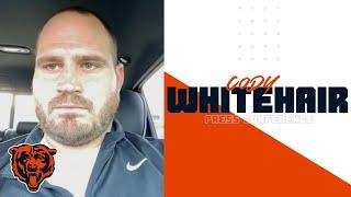 Cody Whitehair on facing Aaron Donald and the Rams defense   Chicago Bears
