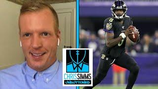 Ravens, 49ers headline Chris Simms' Top 5 NFL rosters | Chris Simms Unbuttoned | NBC Sports