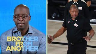 How much is Doc Rivers to blame for Clippers' Game 7 loss? | Brother From Another | NBC Sports