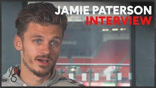 INTERVIEW | Jamie Paterson feeling on top of his game | Nottingham Forest vs Bristol City