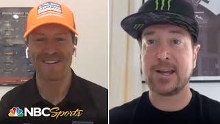 Countdown to Crossover: Scott Dixon, Kurt Busch preview Indianapolis | Motorsports on NBC