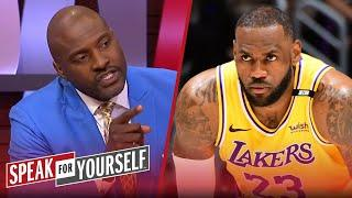 Lakers proved they're champions in Game 3 win over Suns — Marcellus Wiley | NBA | SPEAK FOR YOURSELF