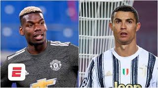 Could a Paul Pogba - Cristiano Ronaldo swap be on the cards for Manchester United? | ESPN FC
