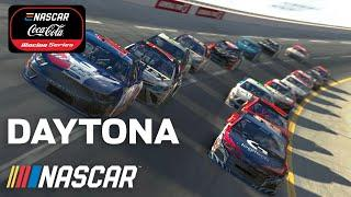 LIVE iRacing: eNASCAR Coca-Cola Series Race 1: Daytona