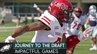 Impactful College Football, Big News & a Defensive Debate | Journey to the Draft