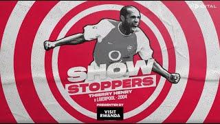 Thierry Henry was incredible! | Arsenal 4-2 Liverpool | Showstoppers skills compilation | Episode 9