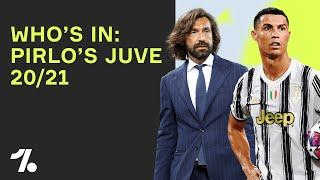 Juventus 20/21: Will CR7 or Dybala start in Pirlo's team?  Who's In