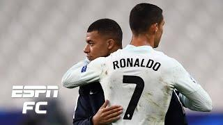 Kylian Mbappe and Cristiano Ronaldo barely noticeable in France vs. Portugal - Leboeuf | ESPN FC