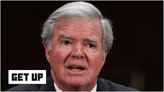 NCAA President Mark Emmert says no fall championships except for FBS football | Get Up
