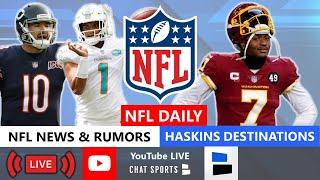 NFL Daily: Live News, Rumors + Q&A with Mitchell Renz & Harrison Graham (Dec. 28)