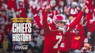 Harrison Butker's Game-Winner vs. Vikings in 2019 | Refreshing Moments in Chiefs History