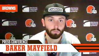 """Baker Mayfield: """"""""It was good to get out there in the stadium"""""""" 