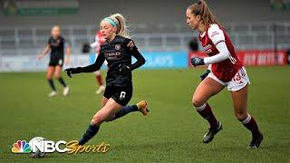 Women's Super League: Arsenal v. Manchester City | EXTENDED HIGHLIGHTS | NBC Sports