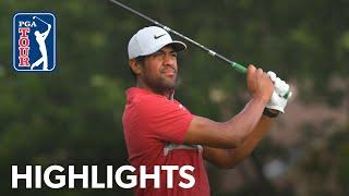 Tony Finau shoots 3-under 69 | Round 2 | the Memorial Tournament presented by Nationwide 2020