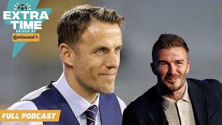 Why David Beckham hired Phil Neville to be Miami manager
