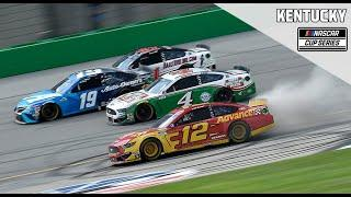 Quaker State 400 from Kentucky Speedway | NASCAR Cup Series Full Race Replay