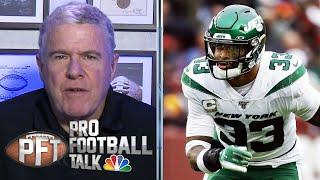 Peter King analyzes Jamal Adams trade for Seahawks and Jets | Pro Football Talk | NBC Sports