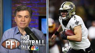 Sean Payton's confidence in Saints QB Taysom Hill not wavering | Pro Football Talk | NBC Sports