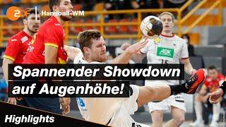 Spanien - Deutschland – Highlights | Handball-WM 2021 – ZDF